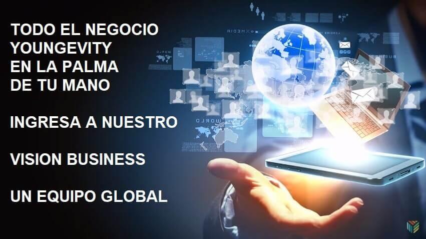 La tecnonolgia aplicada al negocio de Youngevity, expansion global