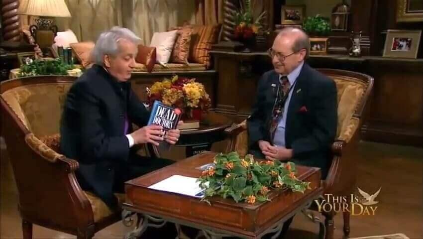 Pastor Benny Hinn y El Dr wallach, el camino de Dios, Youngevity